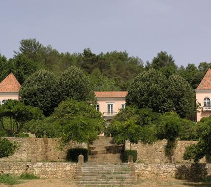 Palácio do Sobralinho, Exterior