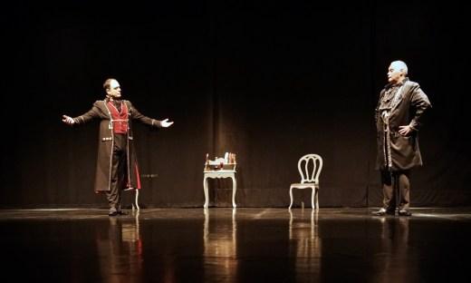 O Veneno do Teatro   Ateneu Teatro