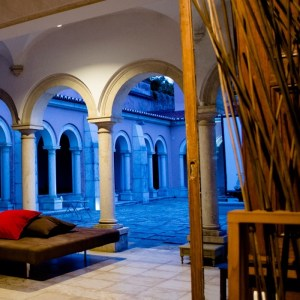 Palácio do Sobralinho - Claustro