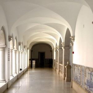 Palácio do Sobralinho - Corredor