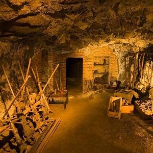Mina y Museo Minero.Almadén.Ciudad Real