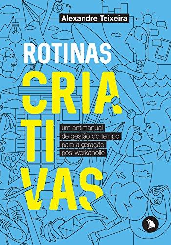 Livro Rotinas Criativas