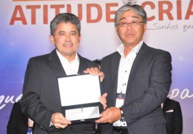 Axalta recebe prêmio da Honda Motos