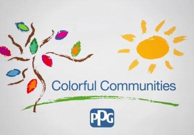 Pesquisa da PPG revela que 97% dos entrevistados acham que a cor e decoração da sala de aula têm impacto positivo no engajamento dos alunos