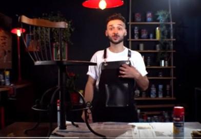 Colorgin ensina consumidor a reformar produtos em casa com spray em nova campanha de DIY