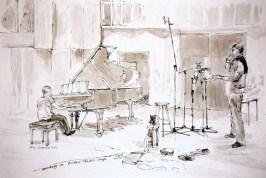 drwg 6 recording 'Winterreise', Britten Studio 23-26:01:12.JPG