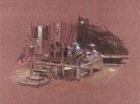 the ark - half built