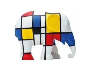 Éléphants de 15 cm