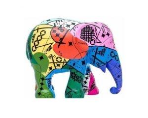 Éléphants de 20 cm