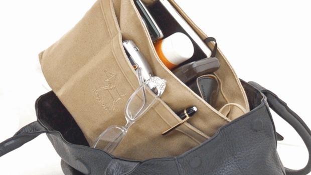 Organizer Bag, la borsa no perditempo!