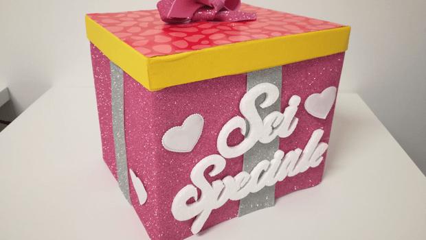 Scatole personalizzate: confezioni uniche per regali speciali!