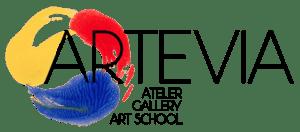 Umelecká škola Artevia - logo