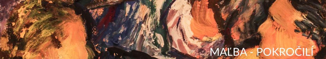 Maľba pokročilí Artevia