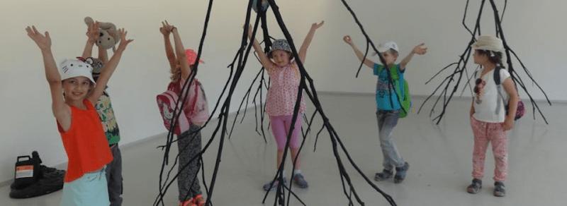 Tábor umeleckej školy Artevia