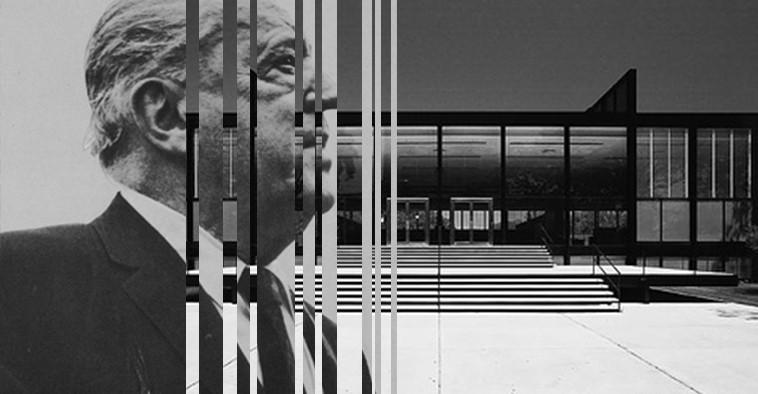 Ludwig Mies van der Rohe, l'architetto della semplicità delle strutture