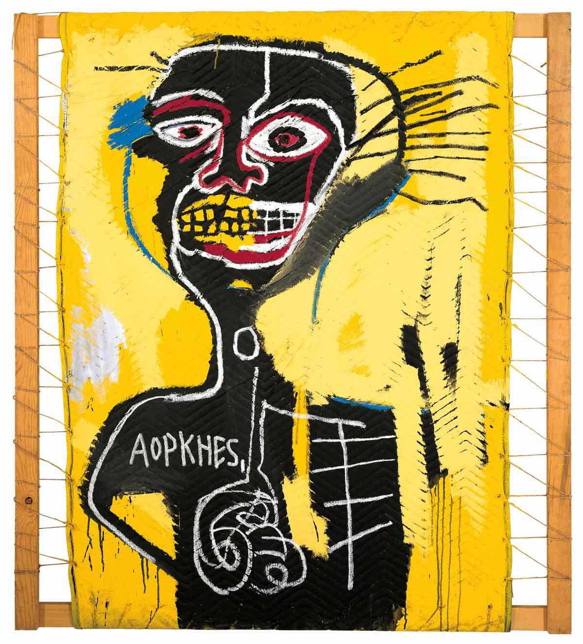 Basquiat al Mudec