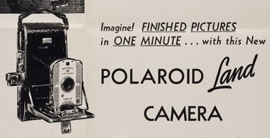Polaroid, il mito della fotografia moderna compie 70 anni