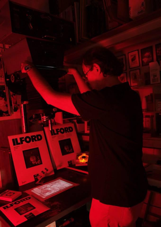 Giulio Limongelli e i segreti della camera oscura
