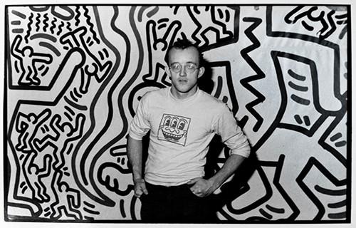 La Street Art di Keith Haring