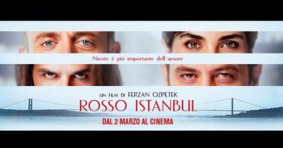 Rosso Istanbul, il nuovo film di Ferzan Özpetek