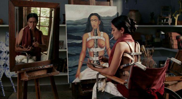 Frida Kahlo, il corpo fragile di una donna forte.