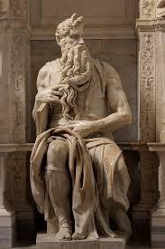 Il Mosè Michelangelo Buonarroti 1513-1515