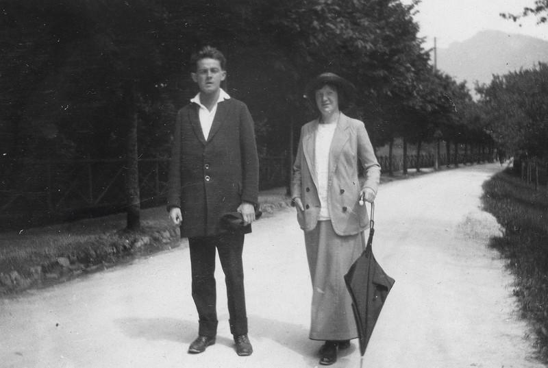 Egon Schiele e Wally Neuzil
