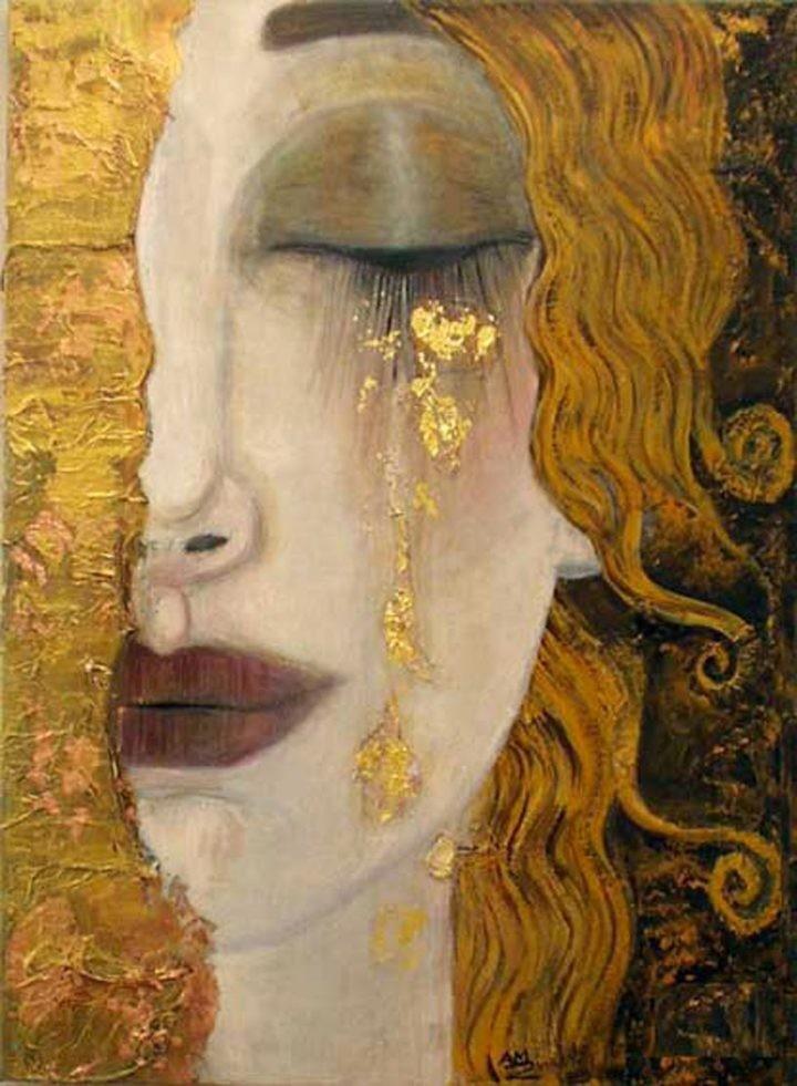 """Le lacrime di Freyja"" Anne Marie Zilberman"