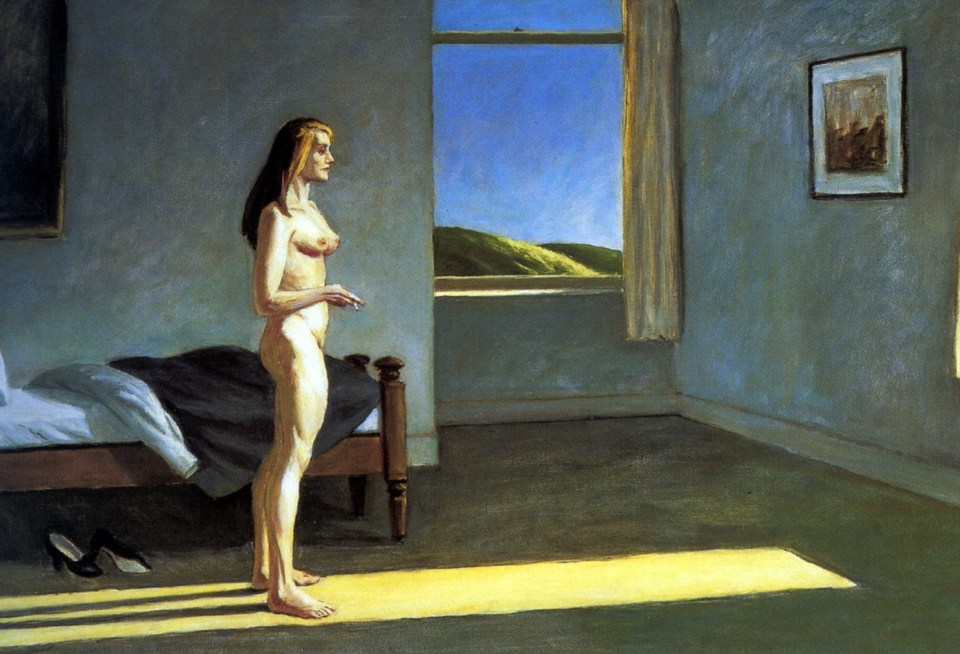 A Woman in the Sun