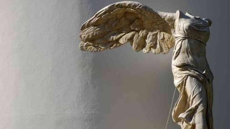 La Nike di Samotracia190 a.C.