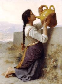 Sete William A. Bouguereau 1886