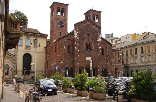 Chiesa di San Sepolcro Milano