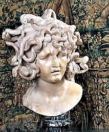Medusa Gian Lorenzo Bernini 1630