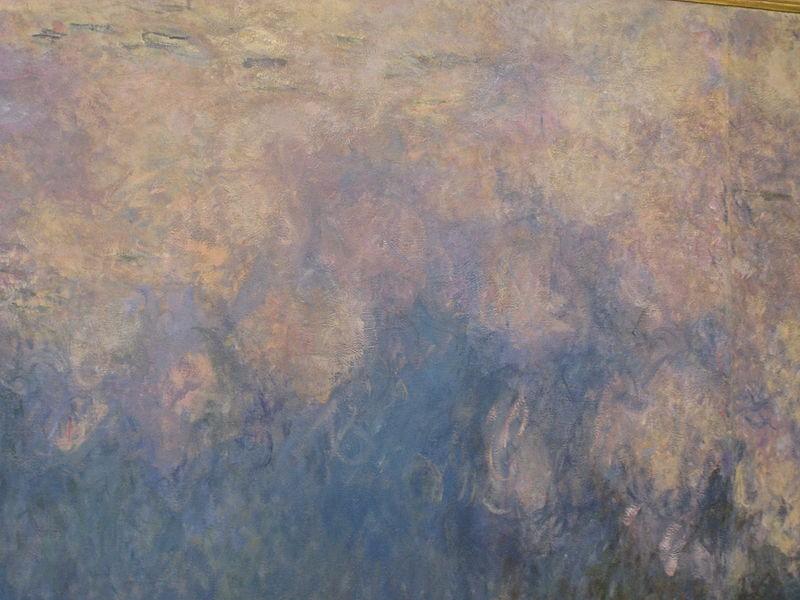 Le nuvole Claude Monet 1923-26