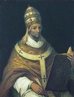 Giovanni XXII Ritratto di Henri Serrur