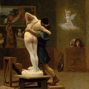 El amor como inspiración poderosa a través de 15 obras maestras.