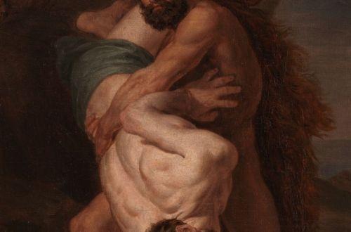 Rafael Tegeo, el liberal olvidado y pintor romántico.