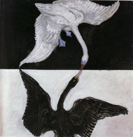 Hilma Af Klimt, pionera abstracta en un mundo de hombres artistas.