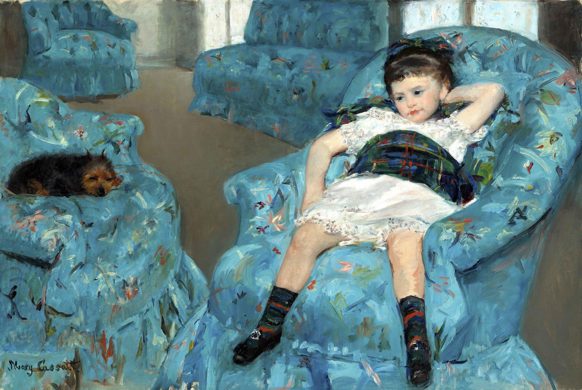 Mary Cassatt, una de las grandes damas del movimiento Impresionista