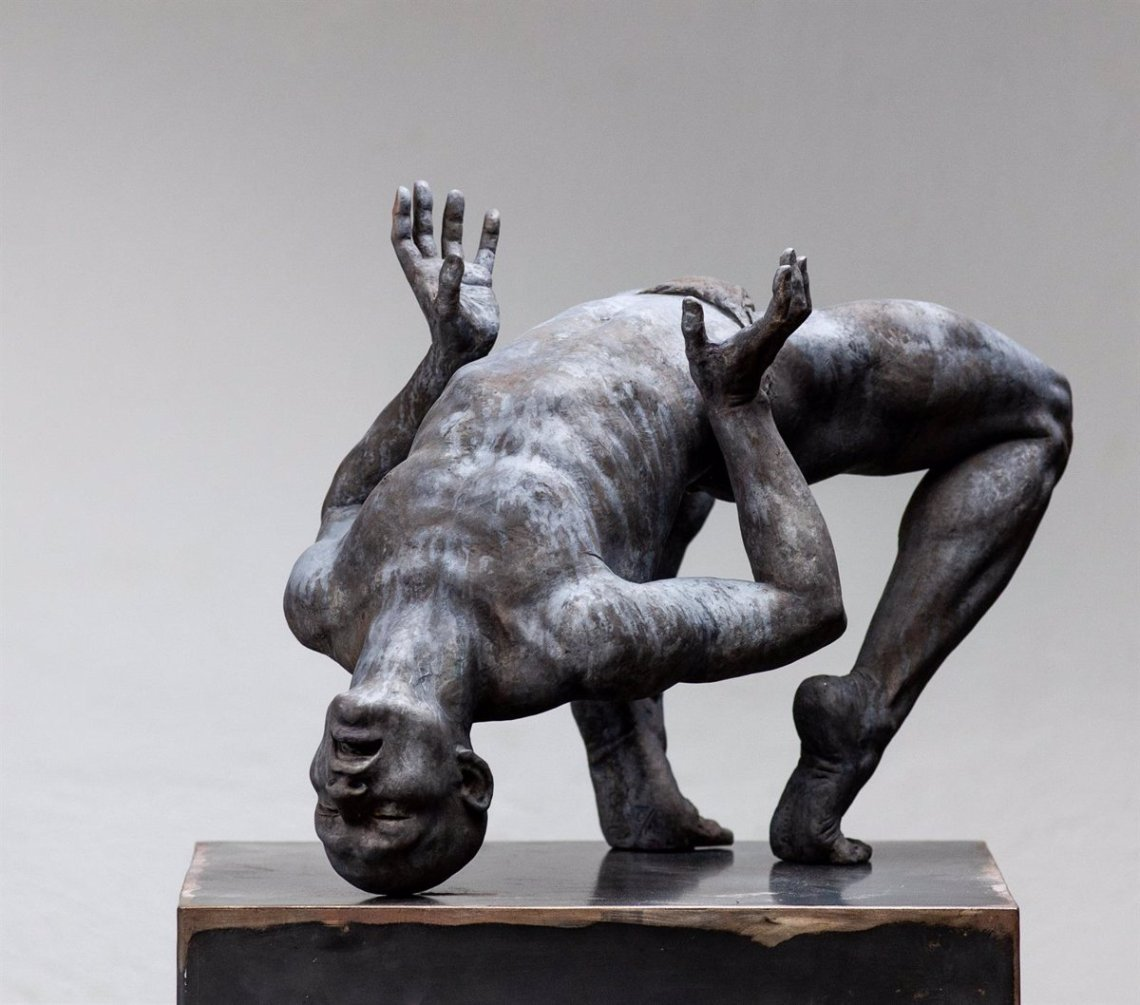 Esculturas que fusionan la espectacular creatividad de Coderch y Malavia.