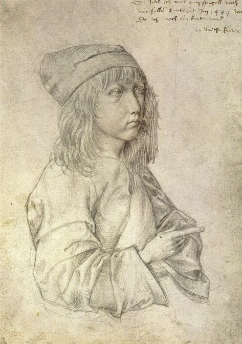 Alberto Durero. El autorretrato como forma de conocimiento