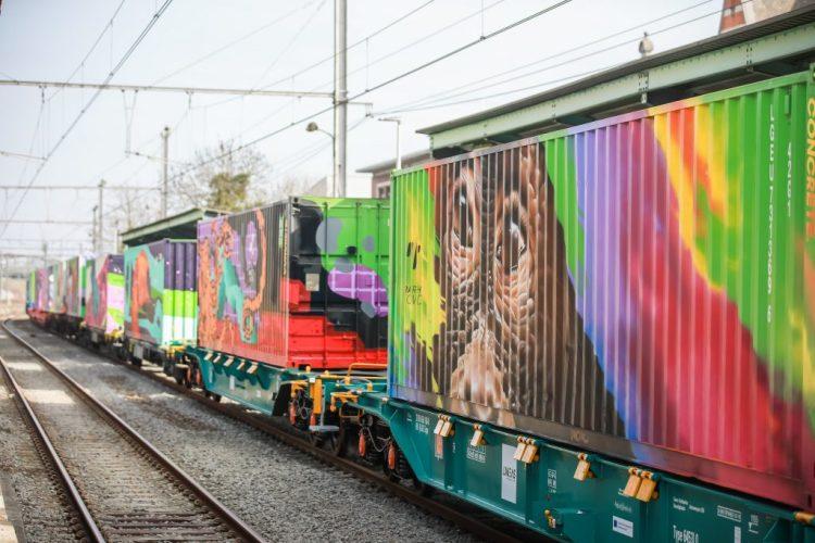 El Tren de Noé llega a Madrid,