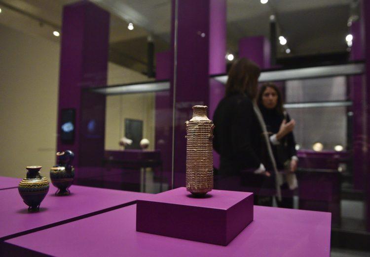 Lujo. Una constante en la historia. La exposición se puede visitar en Caixa Forum Madrid hasta el 20 de enero de 2020.