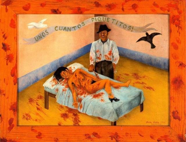 Frida Khalo y La Catrina. La unión de dos iconos del arte mejicano