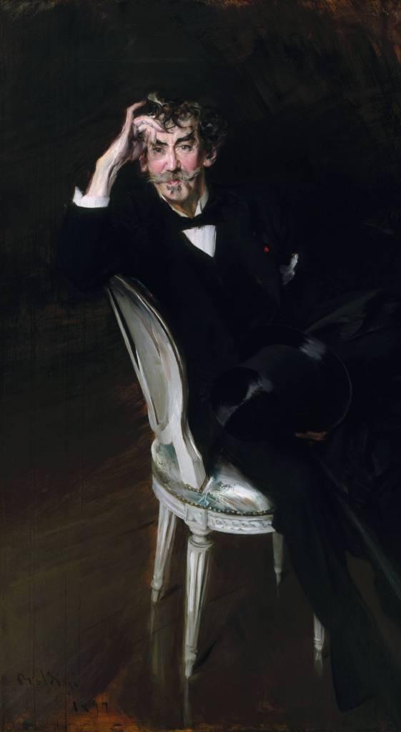 Boldini y sus retratos elegantes. El espíritu de una época que ya fue.