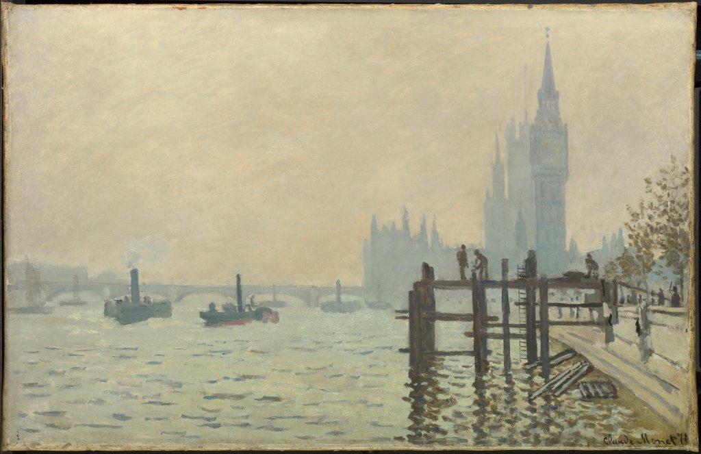 Los Impresionistas, los rebeldes creadores de la pintura moderna.