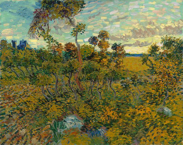 Cuando Van Gogh se miró al espejo y pintó su tristeza.Autorretrato 1889.