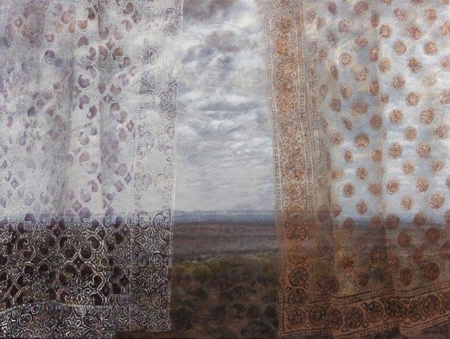 Karin Daymond. Los paisajes emocionales de África.