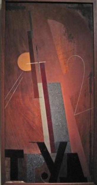 Nathan Altman y el lenguaje artístico de la Revolución.