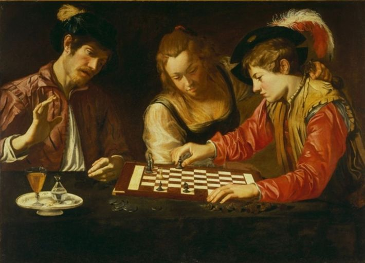 Marcel Duchamp o el juego del Ajedrez como Arte.